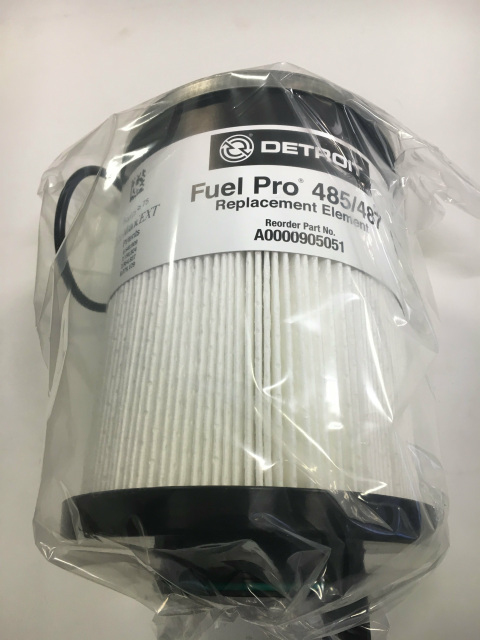 Fuel Filter  Davco Fuel Pro 485  487  Detroit A0000905051